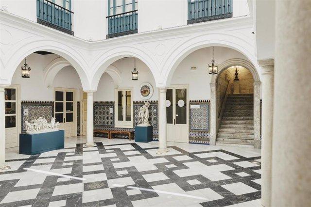 Archivo - Interior de la Casa Fabiola