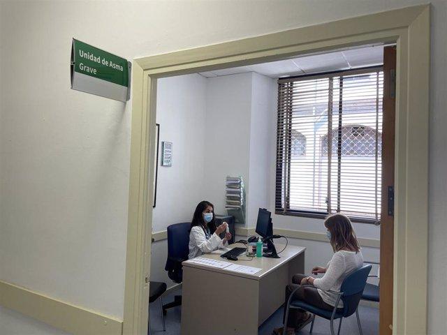 Unidad De Asma Grave Del Hospital Regional De Málaga