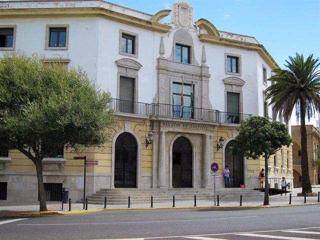 Archivo - Audiencia Provincial de Cádiz