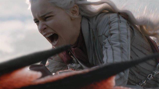 Archivo - Daenerys Targaryen en Juego de tronos