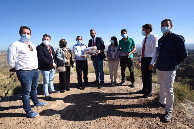 Visita al Geoparque de Granada