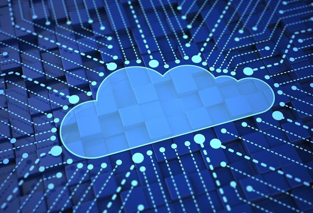 Archivo - Datos en la nube.