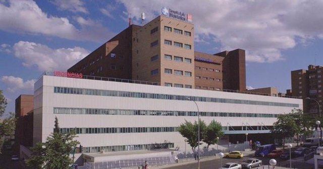 Archivo - Imagen de archivo del Hospital de Móstoles.