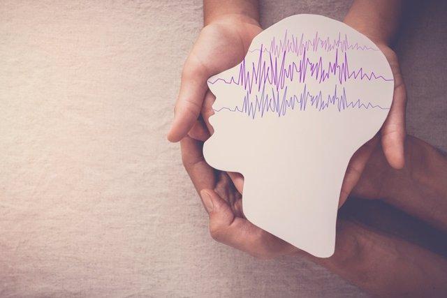 Archivo - Cerebro, epilepsia