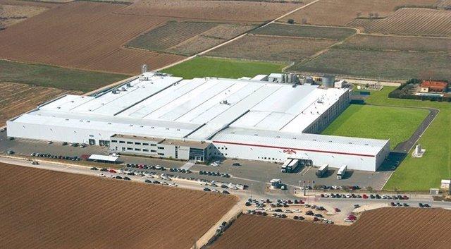 Factoría General Mills (Navarra)