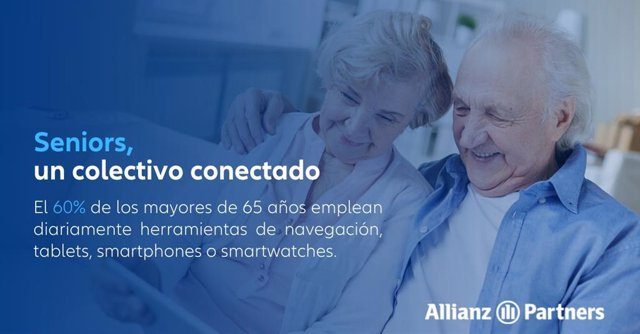 Estudio Allianz Partners sobre el colectivo Sénior