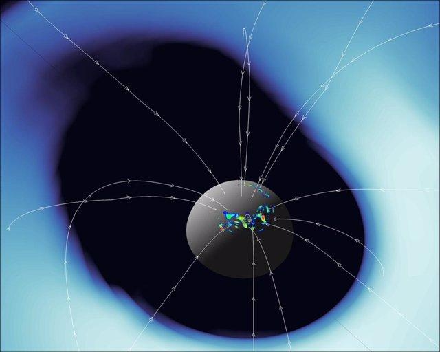 Los científicos de la Universidad de Rice han mejorado los modelos que podrían detectar la actividad de la magnetosfera en los exoplanetas.