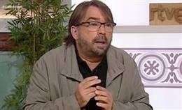 El secretario general de UGT de Catalunya, Camil Ros, este miércoles