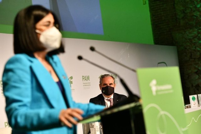 Archivo - Ministra de Sanidad, Carolina Darias.
