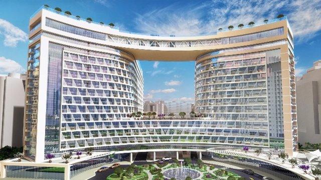 Archivo - El hotel Dubai The Palm de la marca NH Hotels.