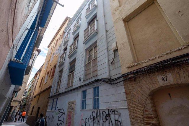 Un total de 260 viviendas de Zaragoza se beneficiarán de las ayudas a la rehabilitación de edificios en zonas ARRU.