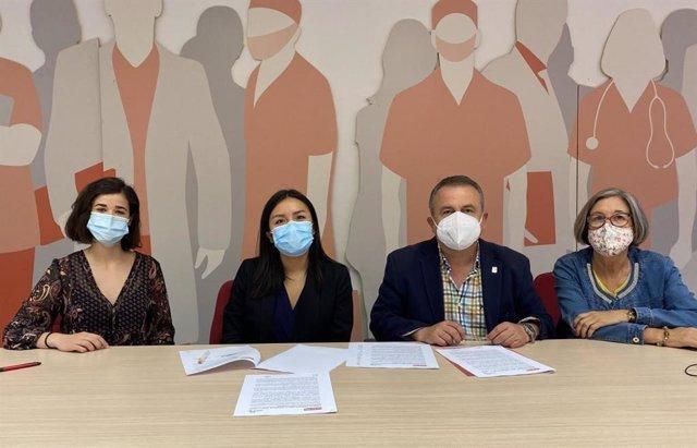 CCOO y AMEREFYC acuerdan propuestas de mejoras laborales y retributivas de personal en formación sanitaria especializada