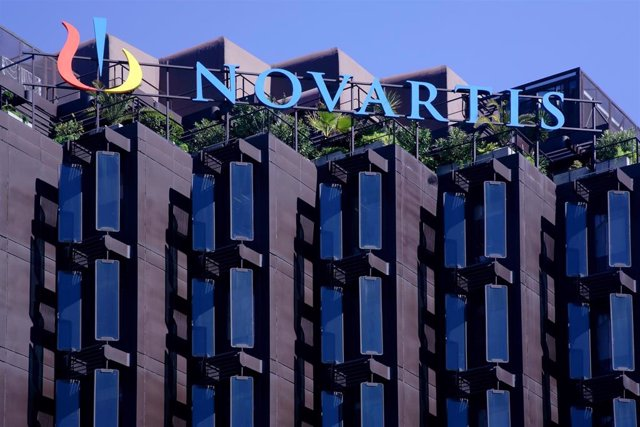 Archivo - Novartis, compañía farmacéutica