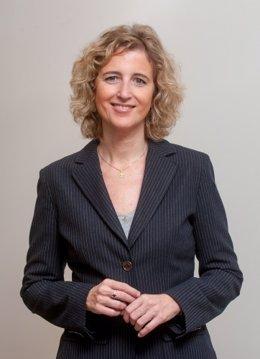 La ex vicepresidenta de la CNMV, Ana Martínez-Pina.