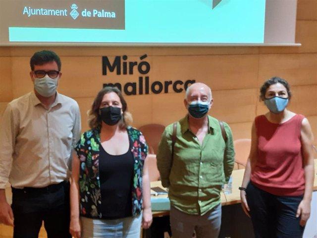 El área de Cultura y Bienestar Social del Ayuntamiento de Palma presenta el nuevo sistema de atención social
