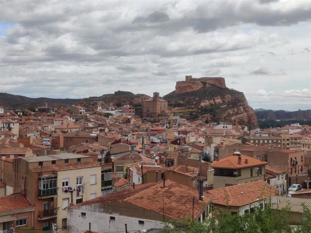 Vista general de Arnedo (La Rioja)