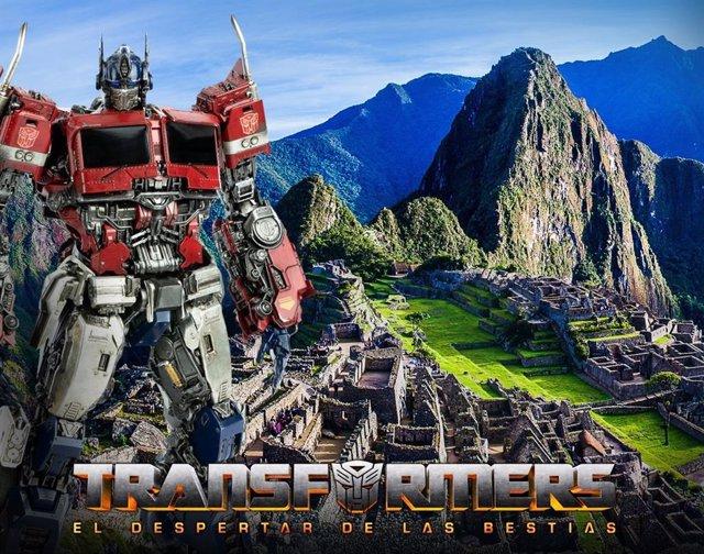 Transformers: El Despertar de las Bestias se rodará en Perú