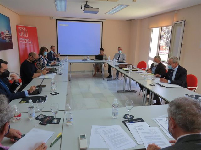 Consejo de administración de Málaga Tech Park (PTA)