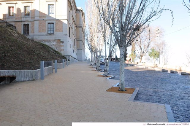 Archivo - Subida de la Granja en Toledo