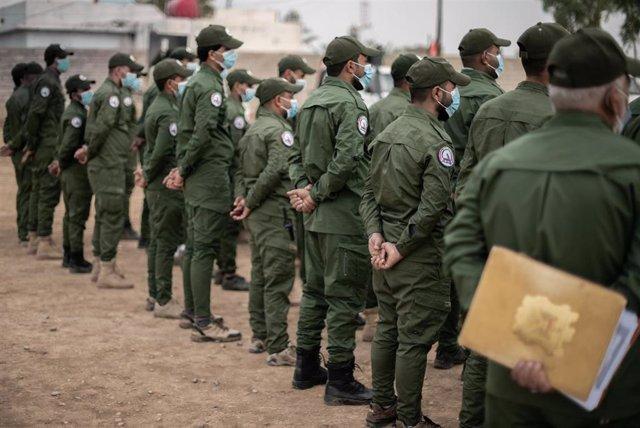Archivo - Imagen de archivo de la Guardia Revolucionaria iraní