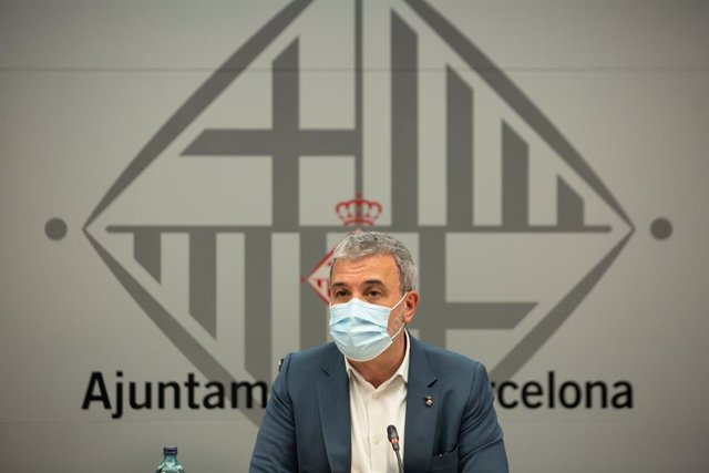 Archivo - Arxiu - El primer tinent d'alcalde i president de Barcelona Activa, Jaume Collboni.