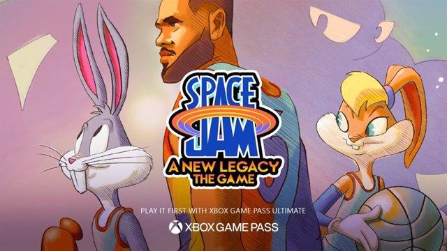 Juego oficial de Space Jam: Nuevas Leyendas para Xbox