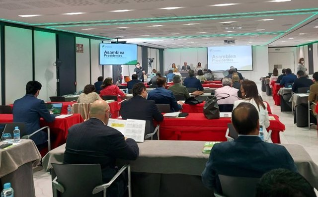 Asamblea de presidentes del Consejo General de Colegios Oficiales de Farmacéuticos