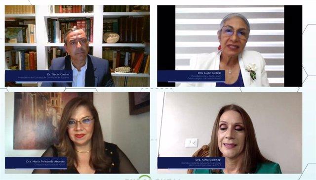 Óscar Castro Reino preside la I Mesa Virtual Iberoamericana en el marco de Expodental Scientific Congress