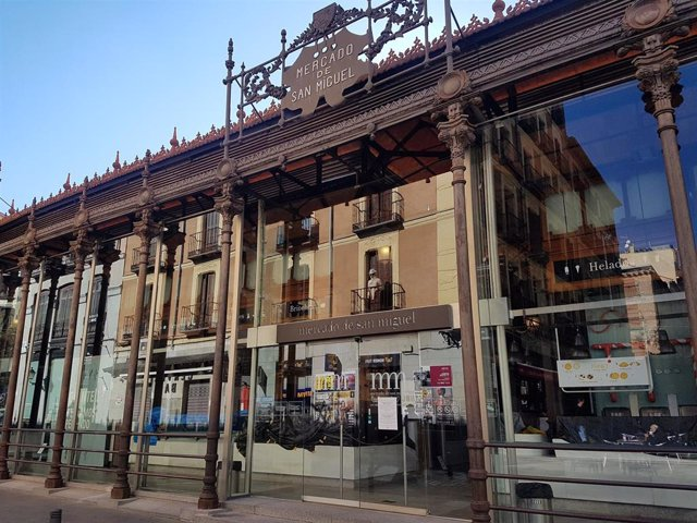 Archivo - Mercado de San Miguel