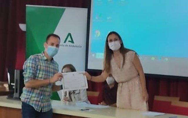 Clausura del curso académico 2020-2021 del Centro de Capacitación y Experimentación Forestal de Cazorla Vadillo-Castril