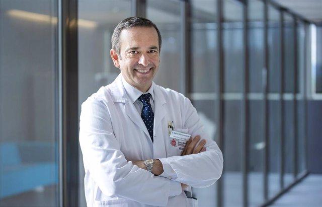 Rafael Sádaba, nuevo secretario general de la Asociación Europea de Cirugía Cardiotorácica