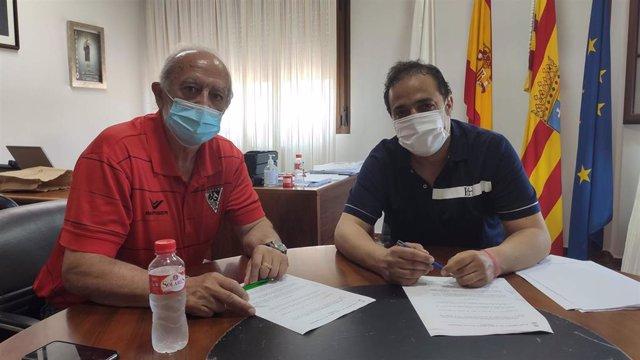 El Ayuntamiento de Andorra aporta 34.000 euros a Cruz Roja.