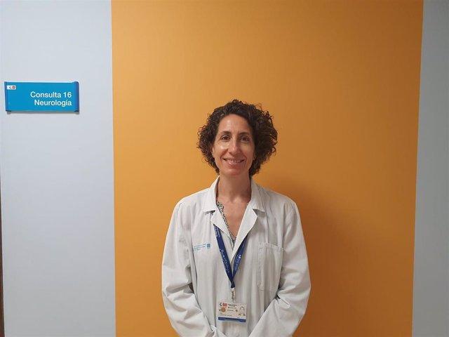 Ana Camacho, neuróloga del Hospital 12 de Octubre, nueva presidenta de la Sociedad Española de Neurología Pediátrica