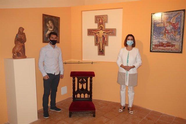 La capilla de la Plaza de Toros de Teruel renueva su imagen y se incorpora a las visitas guiadas.