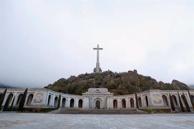 Archivo - Plano general de la Basílica del Valle de los Caídos