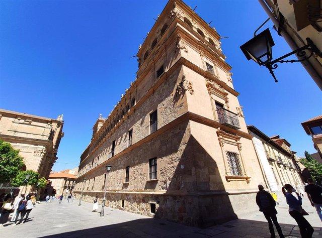Palacio de Monterrey en Salamanca.