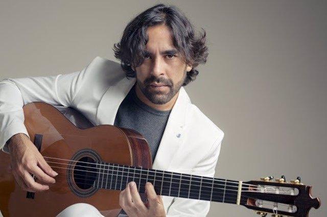 El guitarrista Daniel Casares