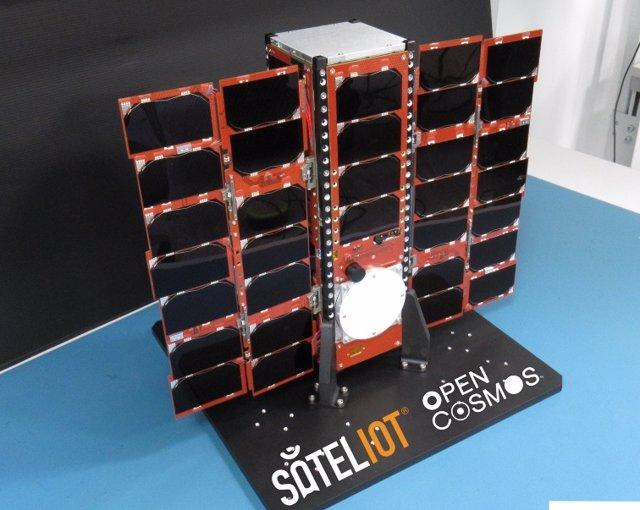 Archivo - Nanosatélite desarrollado por Sateliot y Open Cosmos