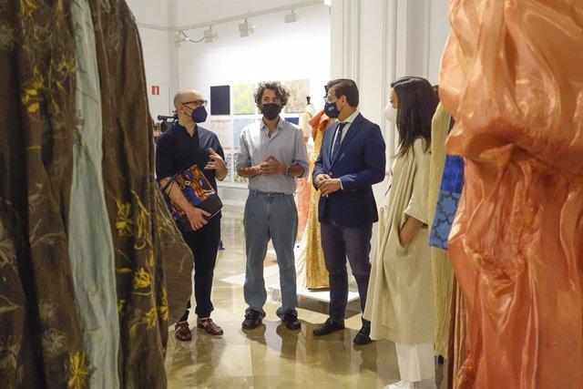 Inauguración de la exposición 'Reinterpretando a Fortuny'