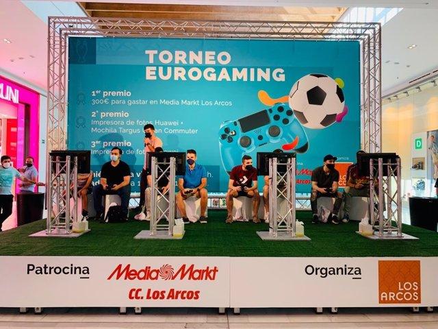 La primera ronda del Torneo Eurogamer se ha saldado con 28 partidos FIFA disputados.