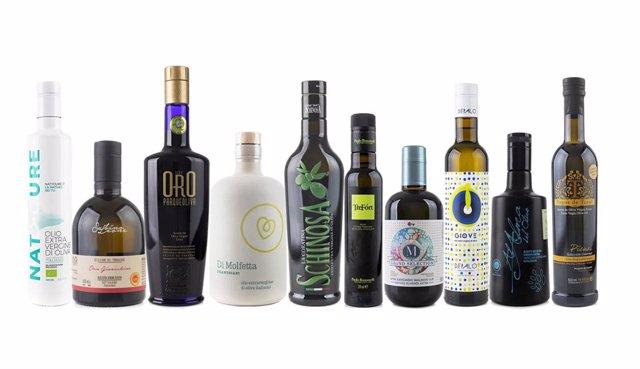 Tres aceites españoles, entre los más saludables del mundo