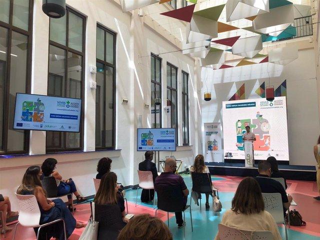 Presentación de una investigación liderada por Acción contra el Hambre, pionera para evidenciar la relación de una alimentación saludable con la mejora de la empleabilidad