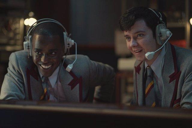 Archivo - Primeras imágenes de la temporada 3 de Sex Education, que ya tiene fecha de estreno en Netflix