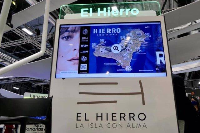 Archivo - El Hierro muestra sus singularidades como destino a través de las localizaciones de la serie 'Hierro'