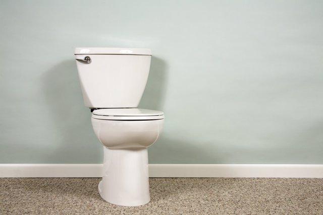 Archivo - Sanitario, baño, inodoro
