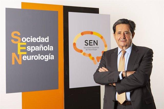 Archivo - El doctor José Miguel Láinez Andrés, nuevo presidente de la junta directiva de la Sociedad Española de Neurología (SEN).