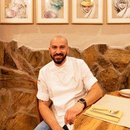 Braulio Simancas cocinero canario y chef residente