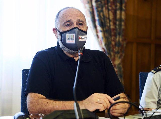 Fernando Reinares, director del programa de radicalización violenta y terrorismo global del Instituto Elcano