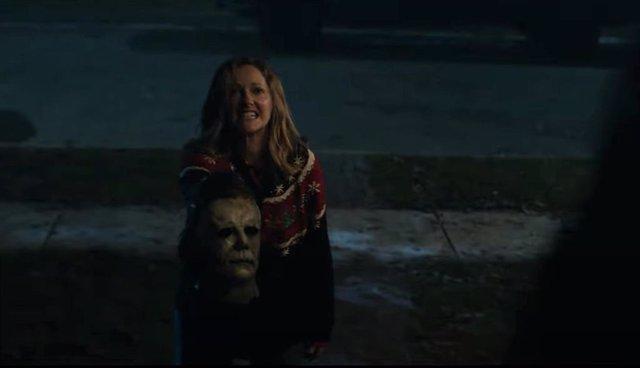 Michael Myers, desenmascarado en el sangriento tráiler de Halloween Kills