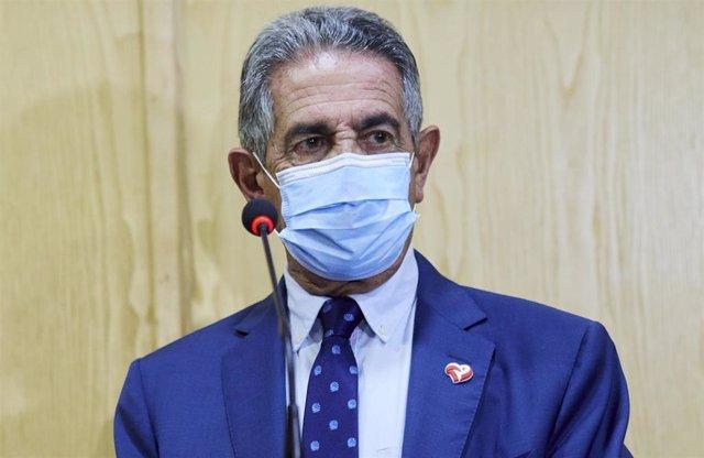 El presidente de Cantabria, Miguel Ángel Revilla, en una imagen de archivo